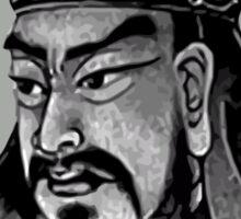 Sun Tzu Sticker