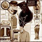 Dada Shoppers. by Andrew Nawroski