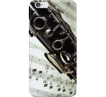 Clarinet iPhone Case/Skin