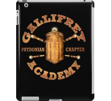 Gallifrey Academy iPad Case/Skin