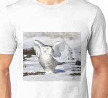 At the dawn I'm waking Unisex T-Shirt