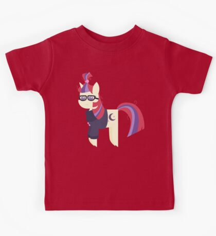 My Little Pony - Moondancer BBBFF (Song) Style Kids Tee