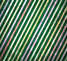Grunge Stripes (Thin) by Bezio