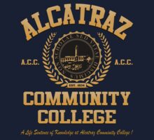 ALCATRAZ COMMUNITY COLLEGE by GUS3141592