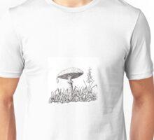 The Crying Mushroom Unisex T-Shirt