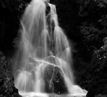 Big Burn, Golspie, Scotland by Michael Marten