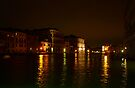 Grand Canal from Ca d'Oro by CiaoBella