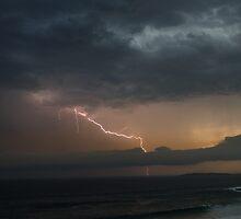 Turrimetta Storm by Steve Ramsay