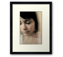 makeup Framed Print