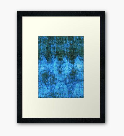 Decorative Pillow-Endurance Framed Print