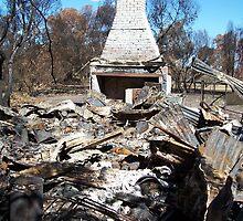 bushfires grampians by fazza