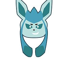 Glaceon by corruptedgem