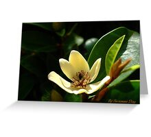 Coco flower Greeting Card