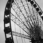 Wheel by Mat Robinson