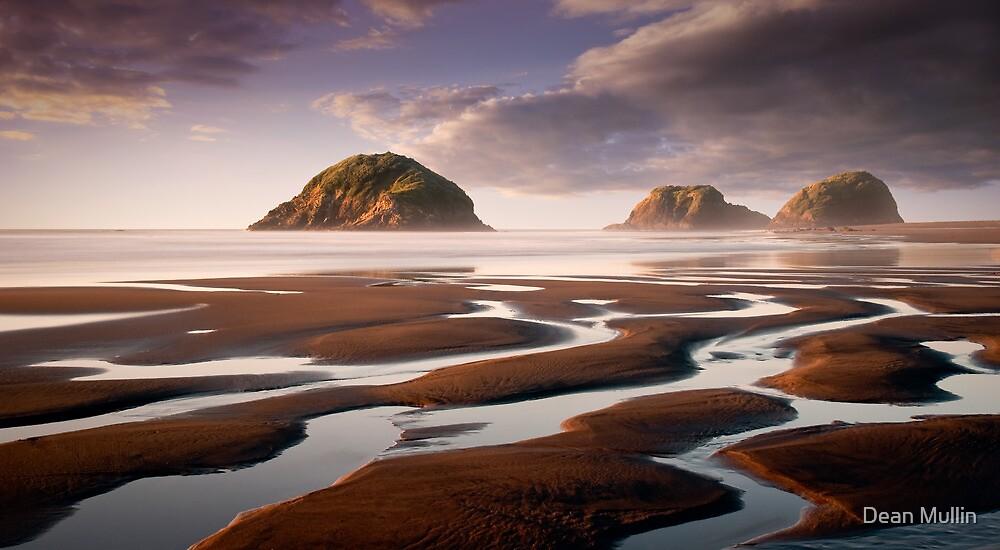 Sugar Loaf Islands, New Plymouth, NZ by Dean Mullin