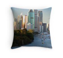 River City Throw Pillow