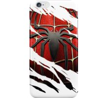 Spiderman Chest iPhone Case/Skin
