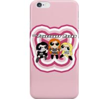 WWE Powerbuff Girls iPhone Case/Skin