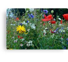 Flower Power 2. Canvas Print