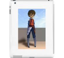 Chibi Jet iPad Case/Skin