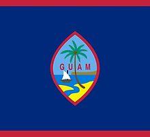 Flag of Guam  by abbeyz71
