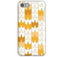 Maple Towers - Autumnal iPhone Case/Skin