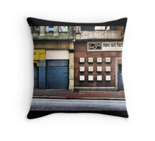 St Francis House Throw Pillow