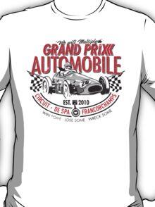 WWM Grand Prix Automobile T-Shirt