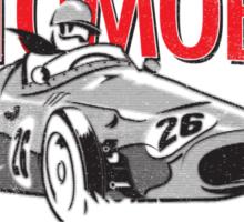 WWM Grand Prix Automobile Sticker
