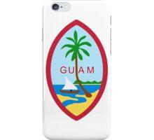 Seal of Guam  iPhone Case/Skin