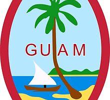 Seal of Guam  by abbeyz71