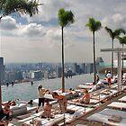 My roof terrace.....??? by Adri  Padmos