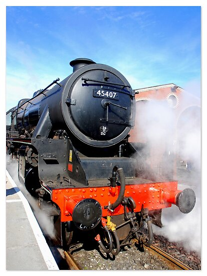 45407 Lancashire Fusilier  by ©The Creative  Minds