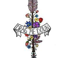 Drag Me Down Arrow by jana95s