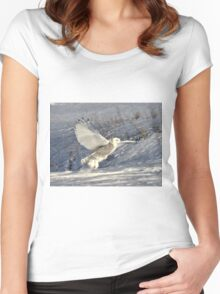 Leap Into Grace Women's Fitted Scoop T-Shirt