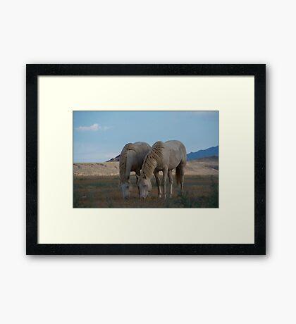 Inseparable Framed Print