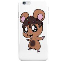 Donut Hamster iPhone Case/Skin
