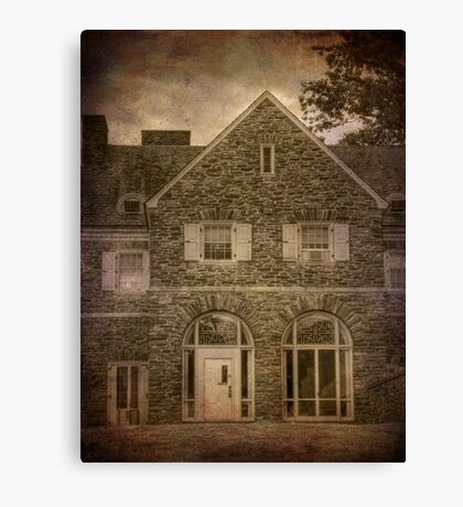 Hayfield House (East End) Canvas Print