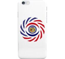 Missouri Murican Patriot Flag Series iPhone Case/Skin