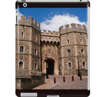 Windor Castle iPad Case/Skin