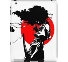 Afro Samurai iPad Case/Skin