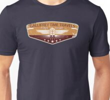 GALLIFREY TIME TRAVELS Unisex T-Shirt