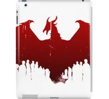 Dragon Age II Grunge iPad Case/Skin
