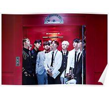 BTS 쩔어 Poster