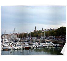 La Rochelle France Poster