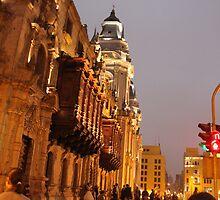 Plaza Mayor by mgeritz