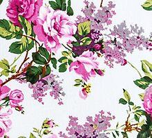 flower pattern  by madebydidi
