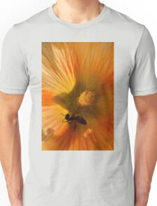 Flower in Close Up Unisex T-Shirt