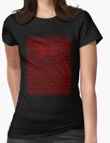 BM - Death Ritual Womens Fitted T-Shirt