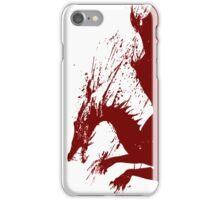 Dragon Grunge iPhone Case/Skin
